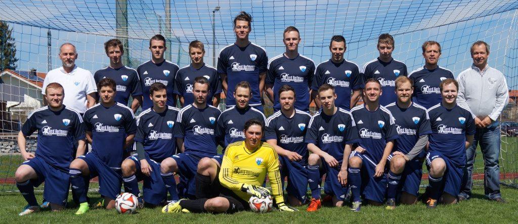 Fußball Erste Mannschaft April 15