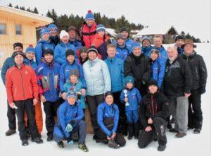 Nordisch Technik-Sprint Helfer 2016